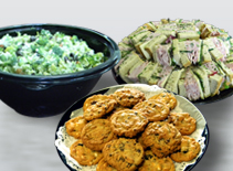 Party Trays, Deli and Dessert Trays